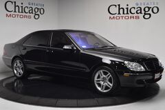 2005 Mercedes-Benz S-Class 4.3L 4 Matic Chicago IL