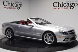 Mercedes-Benz Sl550 Rre SIlver Arrow Edition Pano~Cooled Seats~Carfax Certified 2009