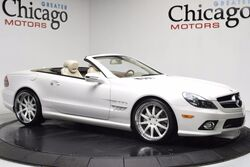 Mercedes-Benz Sl550 2 owner Carfax Certified Custom Wheels~Keyless Go~Wood Wheel 2009