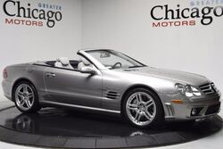 Mercedes-Benz sL55 $156,000 MSRP wow Carfax Certified Performance Package! Pano! Every Option 2007