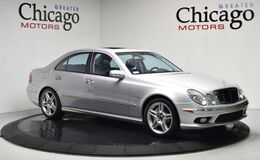 2004 Mercedes-Benz E-Class AMG LOW MILES!! VERY CLEAN! SERVICES UP TO DATE! CLEAN CARFAX! Chicago IL