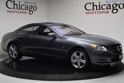Mercedes-Benz CL550 4Matic Super Clean Inside out 2 Owner Carfax Certified 2011