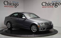 2009 Mercedes-Benz C-Class sport HOT CAR!! GOOD OPTIONS!! 3.0L Sport Chicago IL