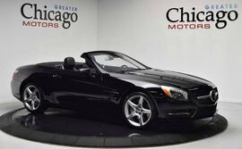 Mercedes-Benz Sl550 Warranty Until Aug 2017 one owner clean carfax!!! loaded!!!pano roof!! super clean must see!! 2013