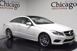 Mercedes-Benz E350 Coupe 1 Owner Incredible Miles Navigation 2014