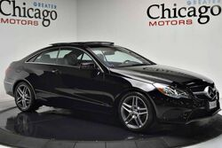 Mercedes-Benz E350 Coupe Sport Package Keyless Go! PI Package~Carfax Certified 1 Owner 2014