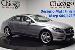 Mercedes-Benz CLS550 Desgino Magno Alantite Gr $89,675 msrp!!! Loaded ! 2014