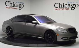 Mercedes-Benz S550 Super Clean 2 Owner Florida Car 2010