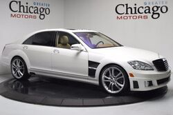 Mercedes-Benz S550 Brabus Edition 30k In upgrades 2 Owner Carfax Certified~Real Miles! 2010