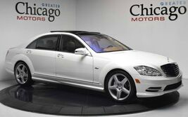 Mercedes-Benz S400 Hybrid Pano Roof Sport Package~Super Clean Inside Out 2010