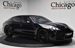 Porsche Panamera 4 Onyx Kit $30,000 Invested WOW!! 1st Place ShowStopper 2012