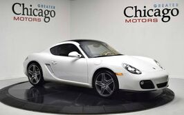 Porsche Cayman 1 OWNER SUNNY CALI CAR!! SERVICES UP TO DATE LOADED WITH OPTIONS 2011