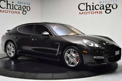 Porsche Panamera Trubo $155,135 Loaded 2 Loaded Carbon Grey Metallic on Cognac Natural Leather 2010