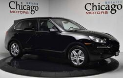 2012 Porsche Cayenne S Huge Options Air Ride~Camera~Cooled Seats Chicago IL