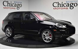 Porsche Cayenne Turbo Very Low Miles 2009