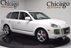Porsche Cayenne Turbo Huge Services Turbo 2008