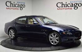 Maserati Quattroporte S 1 OWNER CALI CAR!! LOADED!! CLEAN CAR FAX!! MSRP : $142,489.00 2013