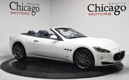 2011 Maserati GranTurismo Convertible CLEAN CARFAX!!! SUNNY FLORIDA CAR!! FULLY LOADED!RARE COLOR COMBO!!MUST SEE!! Chicago IL