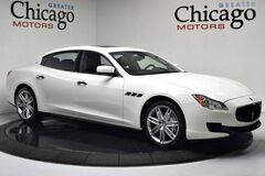 2014 Maserati Quattroporte GTS $147,520 msrp!! Alcantara Headlner!! 1 Owner Still Under Warranty Until 11/17 or 50k Chicago IL