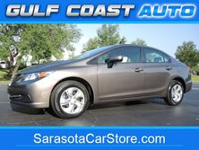 Honda Civic Sedan LX! 1-OWNER! ONLY 8K MI! WELL MAINTAINED! CARFAX! LOOK! 2015