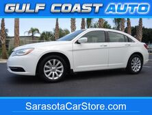 Chrysler 200 Touring! 1-OWNER! LOW MILES! CARFAX CERT! TAKE A LOOK! NICE RIDE! 2013
