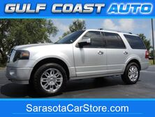 Ford Expedition Limited! FL CAR! NAV! LEATHER! 3RD ROW! SUNROOF! SHARP! LOOK! 2011