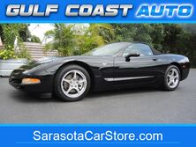 Chevrolet Corvette Convertible! 50TH ANNIV. ED.! 1-OWNER! ONLY 49K MI! CLEAN! SHARP! LOOK! 2003