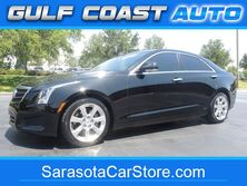Cadillac ATS Luxury RWD! FL CAR! WELL MAINTAINED! SHARP CAR! TAKE A LOOK! SHARP! 2014
