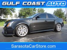 Cadillac CTS-V Sedan FL CAR! ONLY 53K MILES! NAV! CARFAX! CLEAN! SHARP! LOOK! 2012