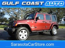 Jeep Wrangler Unlimited Sahara! 4 WHEEL DRIVE! WELL MAINTAINED! CLEAN! SHARP! LOOK! NICE RIDE! 2009