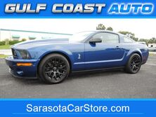 Ford Mustang Shelby GT500! 1-OWNER! FL CAR! ONLY 9K MI! CARFAX CERT! SHARP! LOOK! 2007