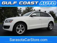 Audi Q5 2.0T Premium Plus! 1-OWNER! FL CAR! NAV! AWD! LEATHER! CARFAX! CLEAN! SHARP! LOOK! 2011
