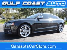 Audi S5 1-OWNER! FL CAR! NAV! RED LEATHER CARFAX! CLEAN! SHARP! LOOK! 2008