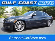 BMW 3 Series 335i Convertible! FL CAR! GRAY LEATHER! TAKE A LOOK! SHARP CAR! NICE RIDE! 2007