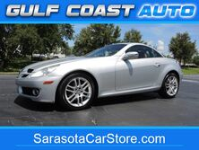 Mercedes-Benz SLK-Class 3.0L ROADSTER! FL CAR! ONLY 68K MI! RED LEATHER! CLEAN! SHARP! 2009