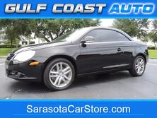 Volkswagen Eos Lux Convertible! FL CAR! LEATHER! CARFAX! CLEAN! SHARP! CAR! DRIVES GREAT! LOOK! 2008