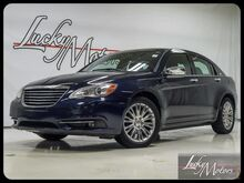 2013 Chrysler 200 Limited Clean Carfax Villa Park IL