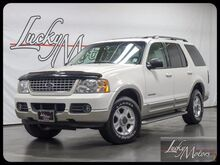 2002 Ford Explorer Limited 4WD Villa Park IL