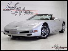 2003 Chevrolet Corvette Convertible Heads Up Display Clean Carfax! Villa Park IL