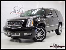 2014 Cadillac Escalade Platinum AWD Rear Entertainment Clean Carfax Villa Park IL