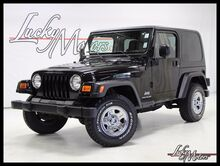 2003 Jeep Wrangler SE Auto Hard-Top Sound Bar New Tires Villa Park IL