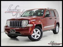 2008 Jeep Liberty Limited Package Clean Carfax! Villa Park IL