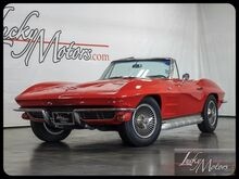 1964 Chevrolet Corvette Sting Ray Convertible Numbers Matching! Villa Park IL