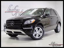 2012 Mercedes-Benz M-Class ML350 BlueTEC Diesel 4Matic! Villa Park IL