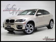 2013 BMW X6 xDrive35i AWD Sport Activity Pkg Loaded 1 Owner! Villa Park IL