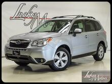 2015 Subaru Forester 2.5i Limited 4wd 1 Owner Clean Carfax Villa Park IL