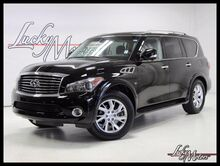 2014 INFINITI QX80 Loaded Clean Carfax! Villa Park IL