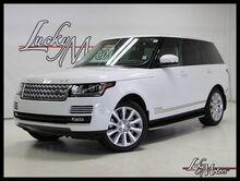 2014 Land Rover Range Rover Supercharged Rear TV Surround Cams Pano Roof Villa Park IL