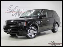 2011 Land Rover Range Rover Sport HSE LUX Navi Heated Seats Xenons Villa Park IL
