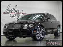 2008 Bentley Continental Flying Spur Awd Clean Carfax! Villa Park IL